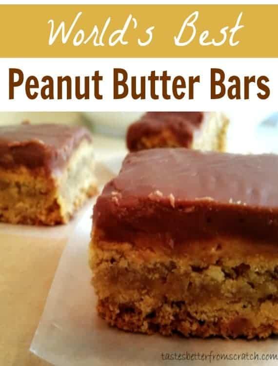 PeanutButterBars