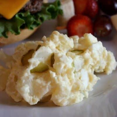 Traditional Potato Salad