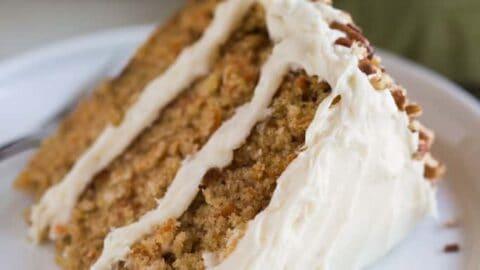 21st Birthday Cake Key Design
