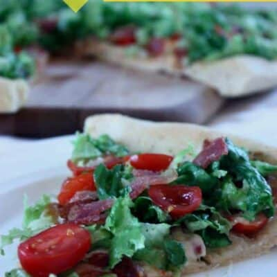 Copycat California Pizza Kitchen BLT Pizza