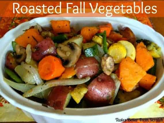 Roasted Fall Vegetables | Tastes Better From Scratch