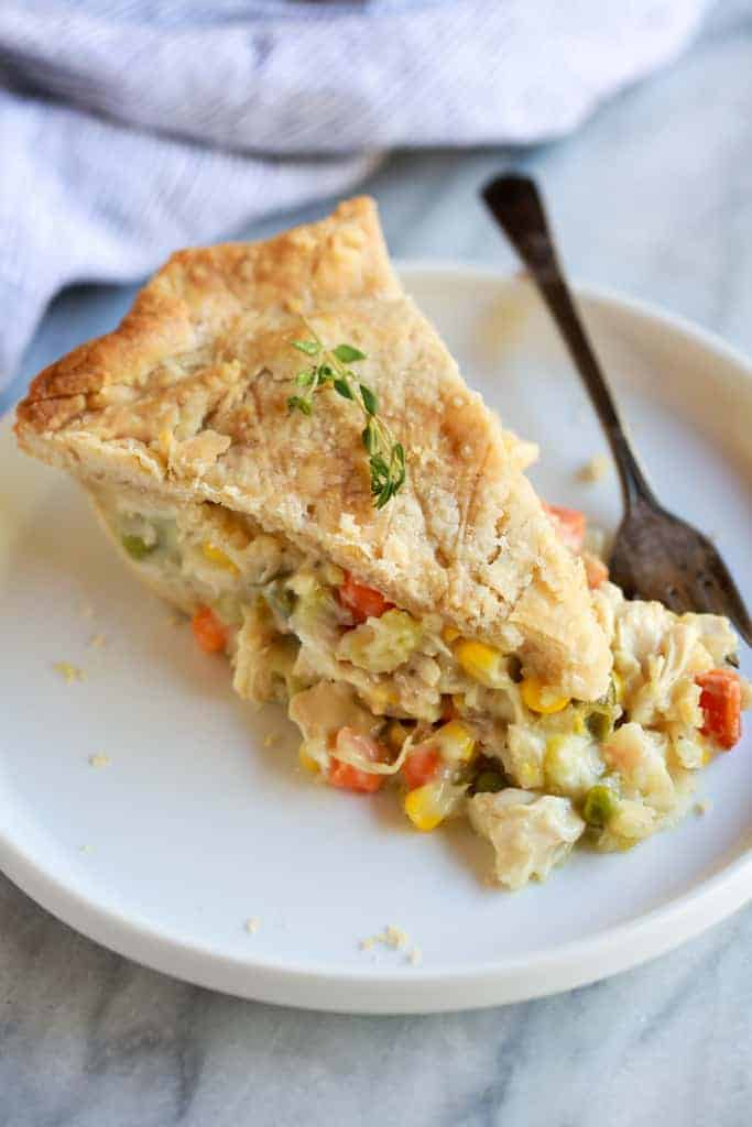 Chicken Pot Pie Recipe Tastes Better From Scratch