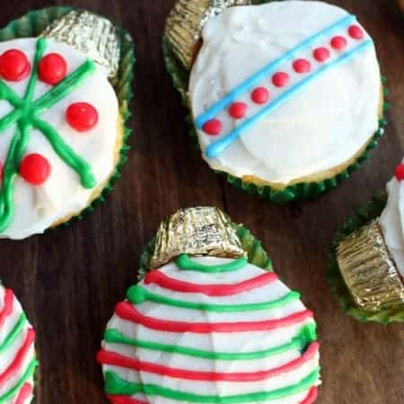 Cupcake Ornaments | Tastes Better From Scratch