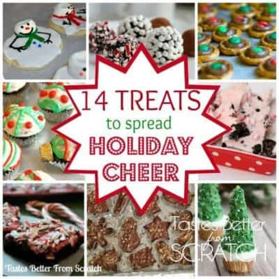 14 Treats to Spread Holiday Cheer!