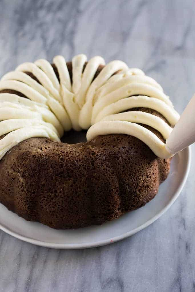 Chocolate Peppermint Bundt Cake Nothing Bundt Cake Copycat