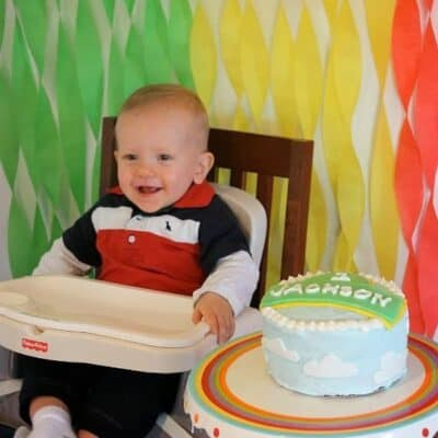 Sesame Street Birthday Party – Jackson's First Birthday