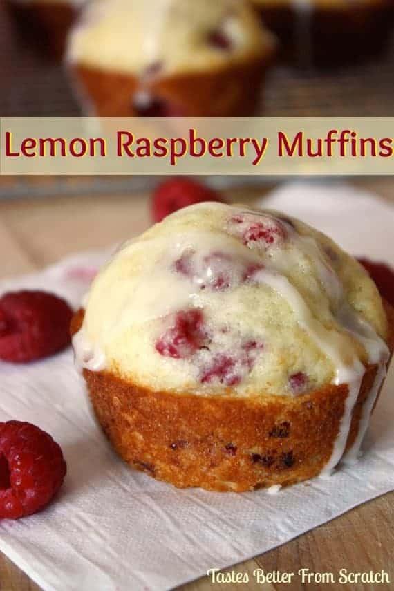 Lemon Yogurt Sugar Muffins Recipe — Dishmaps