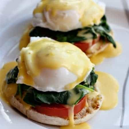 how to make hollandaise sauce from scratch