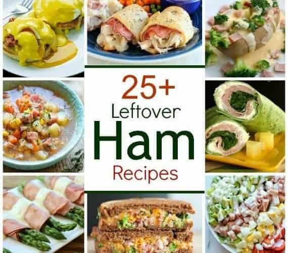 25+ Leftover Ham Recipes