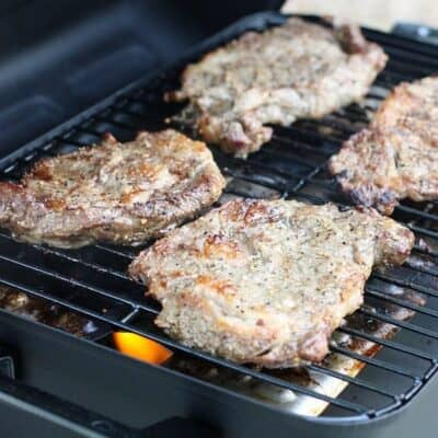Perfect Grilled Steaks