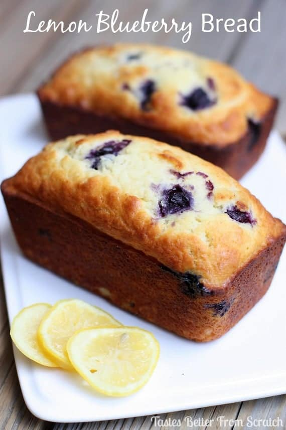 LemonBlueberryBread