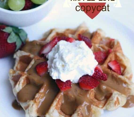 Waffle Love Copycat Recipe from TastesBetterFromScratch.com