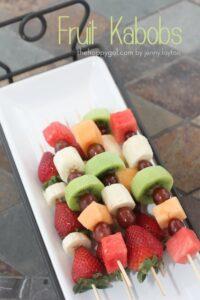 Fruit-Kakobs