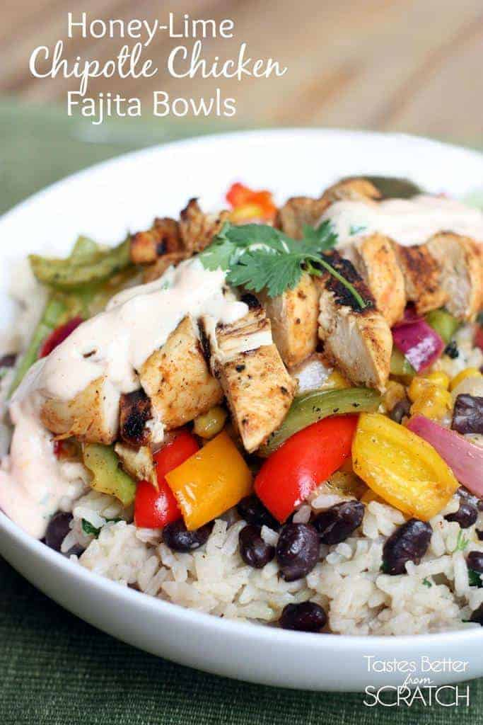 Healthy Dinner Recipes Tastes Better From Scratch