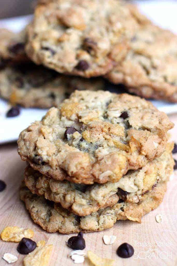 Ranger cookie recipe rice krispies