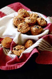 raisin-sweet-potato-muffins