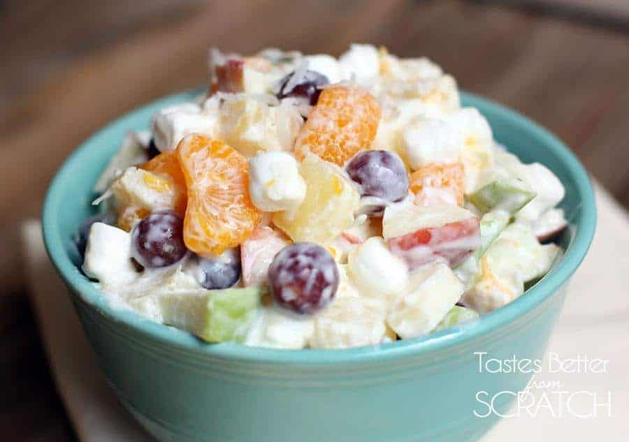 fruit salad recipes healthy fruit cup