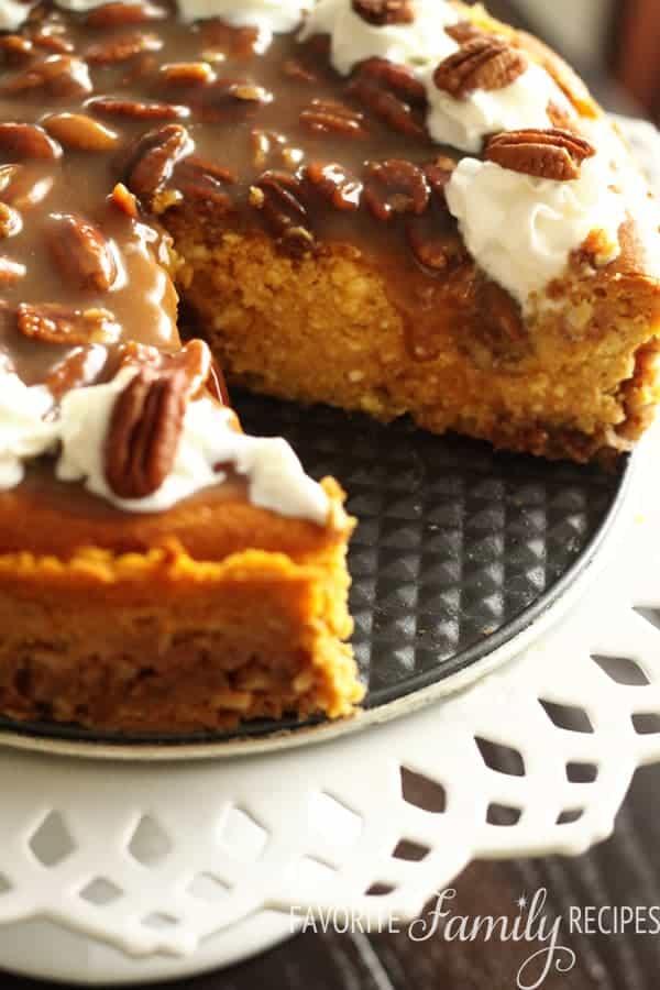 pumkin-cheesecake-