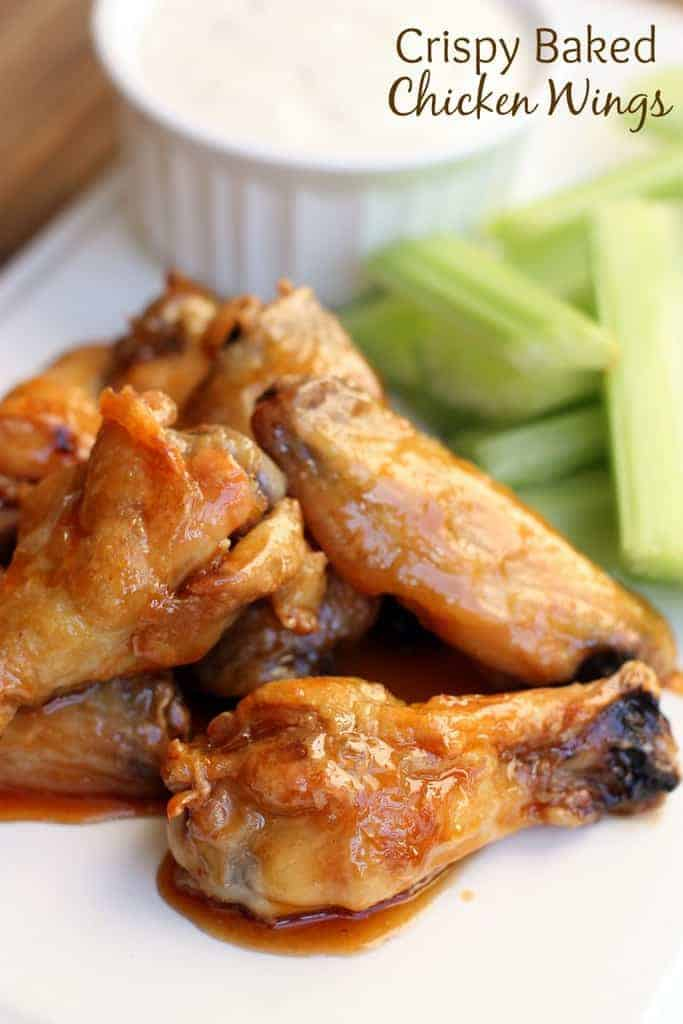 how to cook crispy spicy chicken wings
