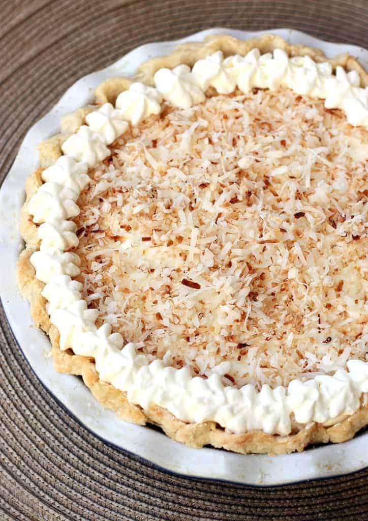 Coconut Cream Pie | Tastes Better From Scratch