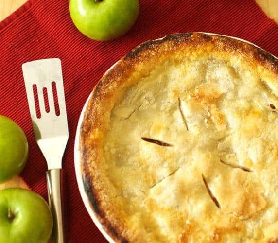 Semi-Homemade Apple Pie recipe