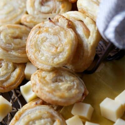 Turkey and Swiss Pinwheel Appetizers