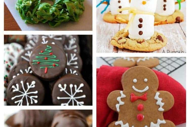 Fun and Easy Christmas Treat Ideas Roundup