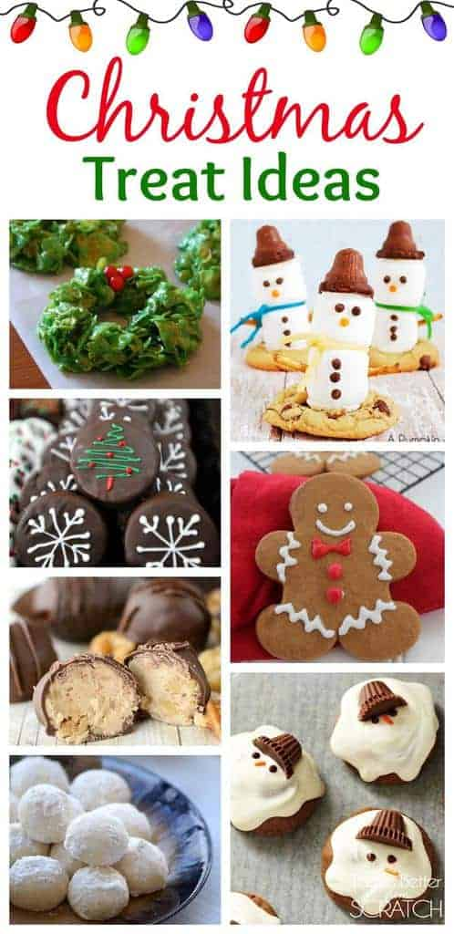 Easy Christmas Treats.Christmas Treats Roundup Tastes Better From Scratch