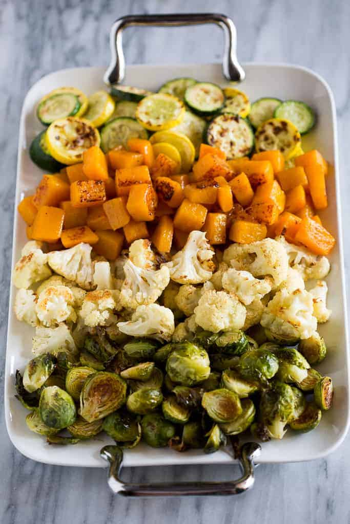 Roasted Vegetables Recipe Tastes Better From Scratch