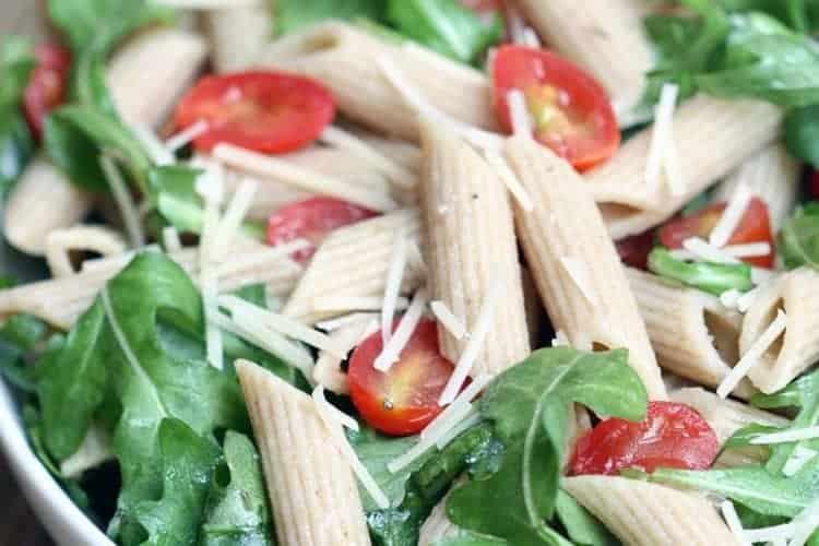 Arugula Pasta Salad