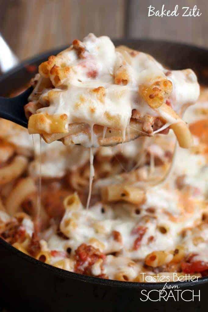 Lasagna Stuffed Shells Tastes Better From Scratch