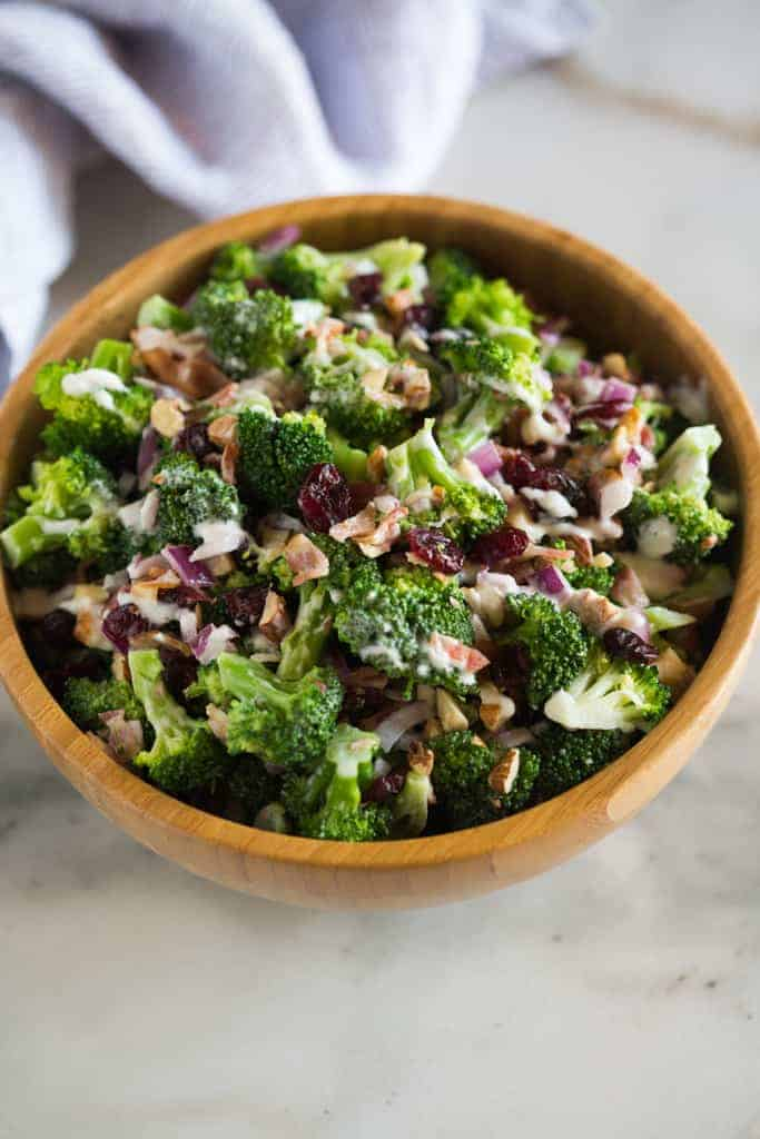 Our Favorite Broccoli Salad Tastes Better From Scratch