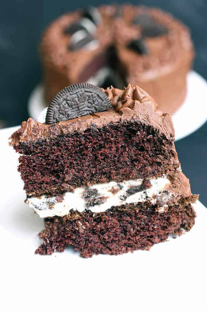 chocolate oreo cake chocolate cake with oreo filling tastes better 2894