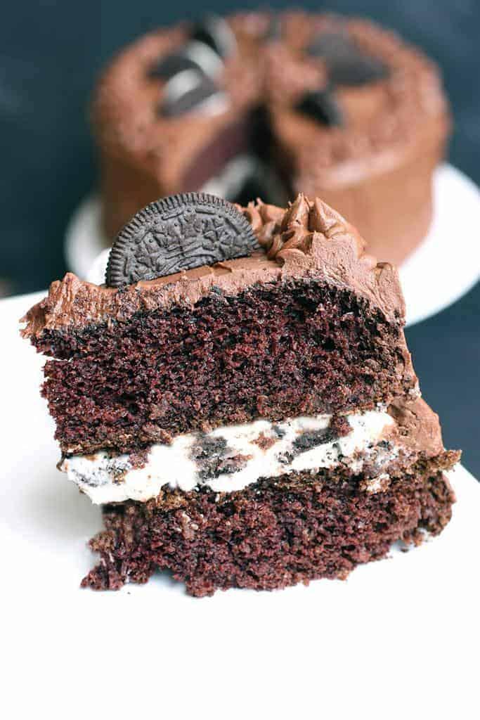 Boxed Cake Recipe Oreo