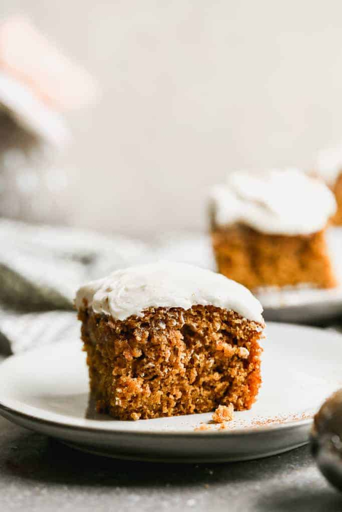 Pumpkin Cake Recipe Tastes Better From Scratch