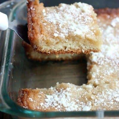 Original Gooey Butter Cake