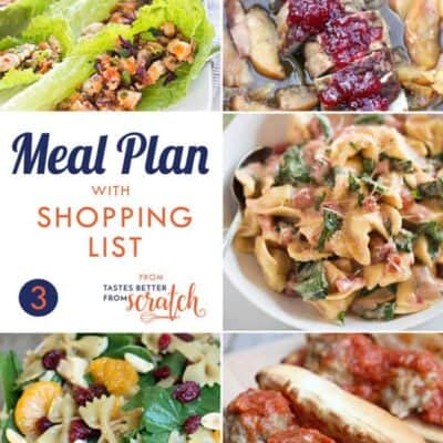 Weekly Meal Plan (3)