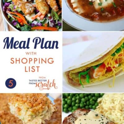Weekly Meal Plan (5)