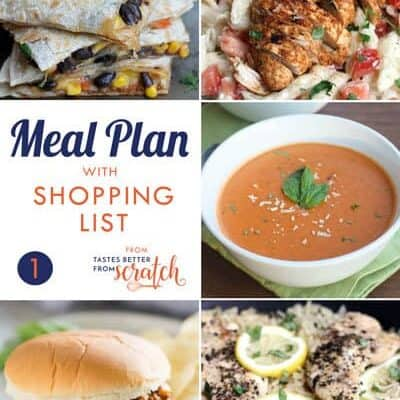 Weekly Meal Plan (1)