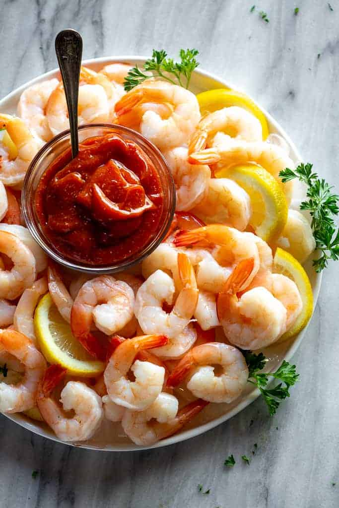 Easy Shrimp Cocktail Tastes Better From Scratch