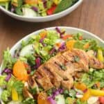 Asian Chicken Salad | TastesBetterFromScratch