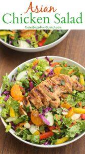 Asian Chicken Salad | TastesBetterFromScratch