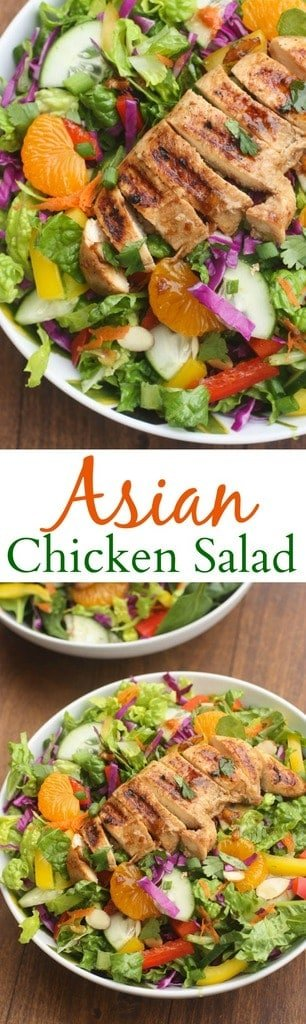 Asian Chicken Salad | Tastes Better From Scratch