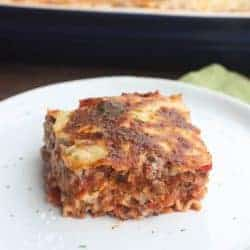 Classic Italian Lasagna from scratch! (No ricotta!) The BEST most authentic lasagna recipe. You will never make another recipe again! | Tastes Better From Scratch