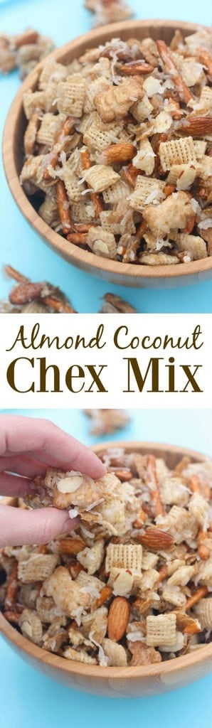 Almond Coconut Chex Mix | Tastes Better From Scratch