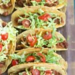 Baked Tacos | Tastes Better From Scratch