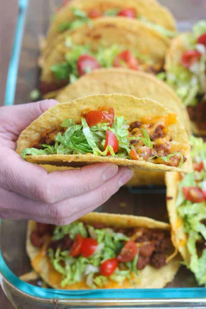 Baked Tacos   Tastes Better From Scratch