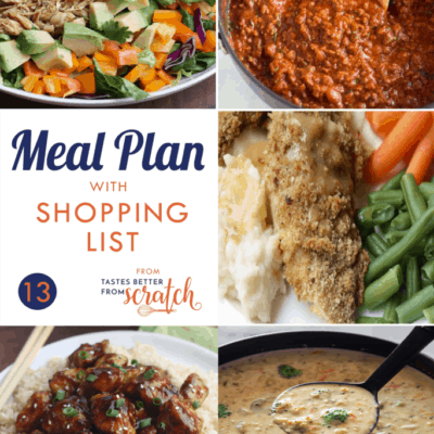 Weekly Meal Plan (13)