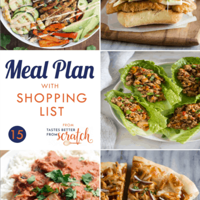 Weekly Meal Plan (15)