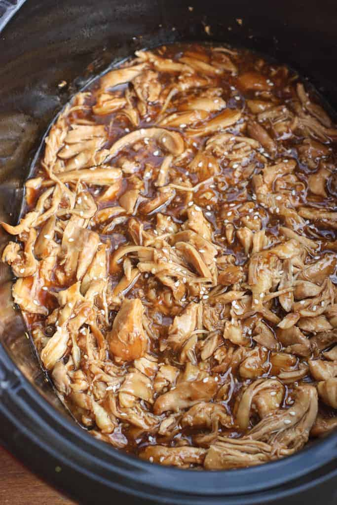 Slow Cooker Chicken Teriyaki | Tastes Better From Scratch